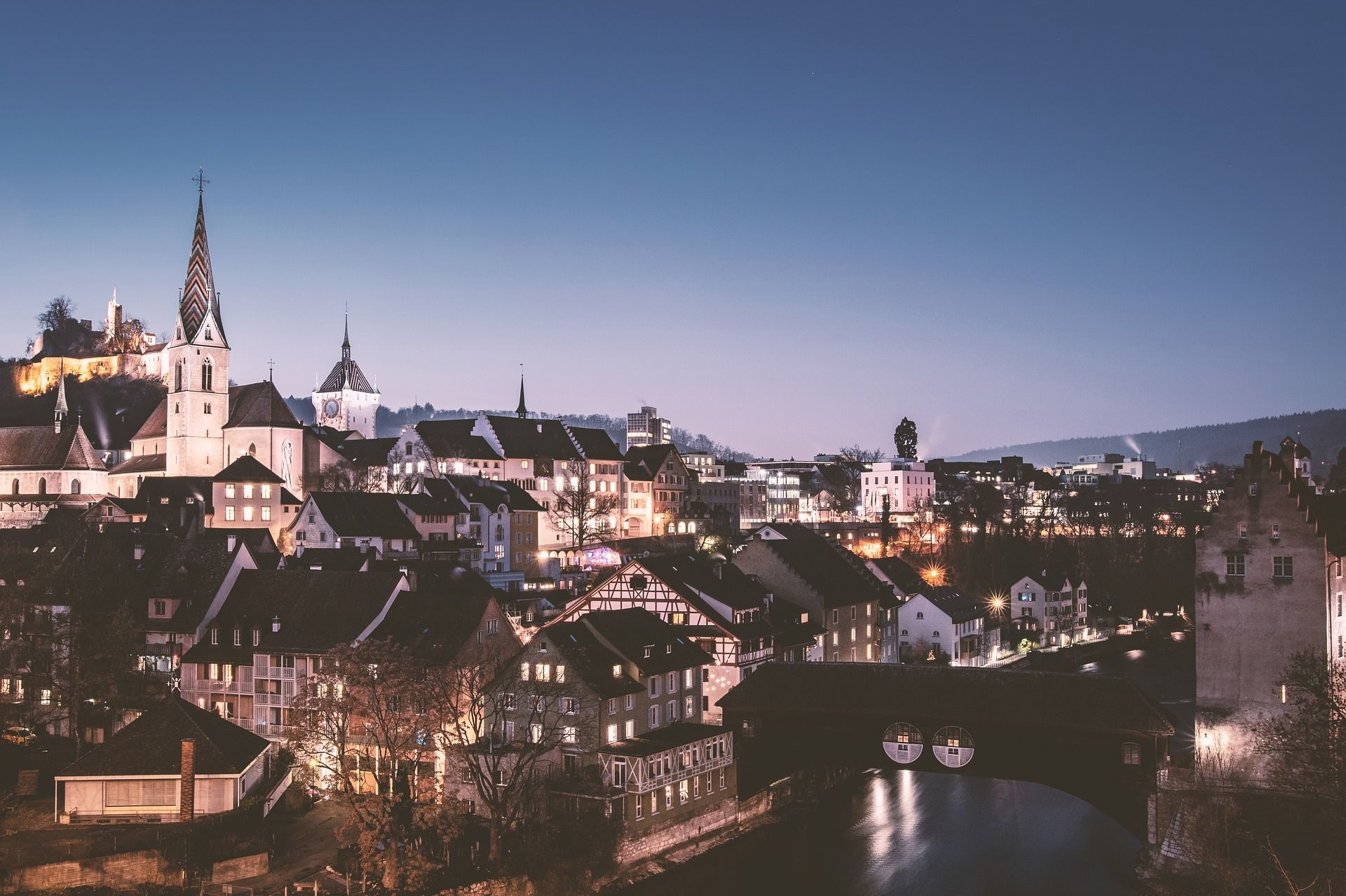 В Швейцарию идеально уехать на ПМЖ