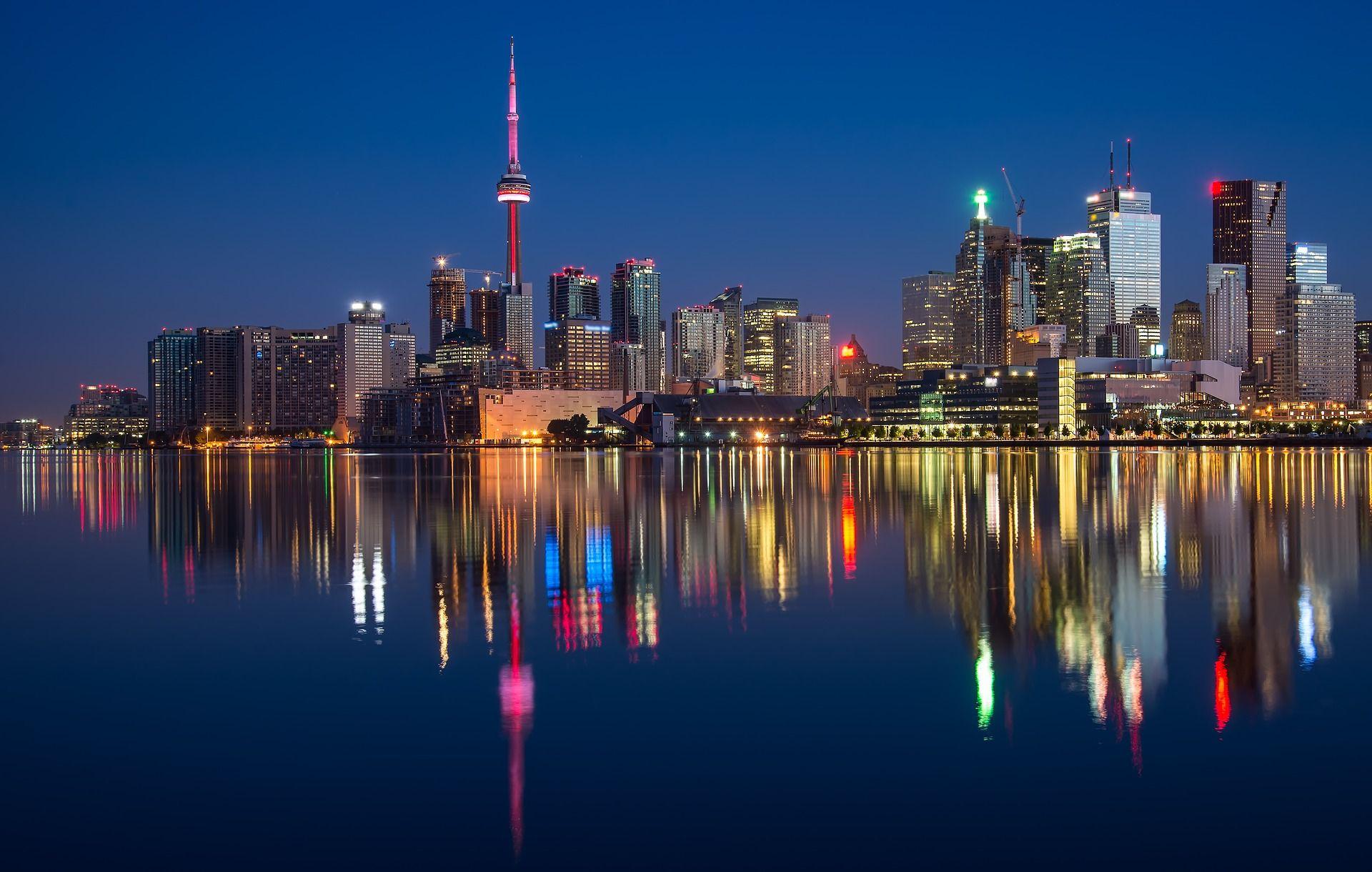 Канада - вторая по величине страна в мире