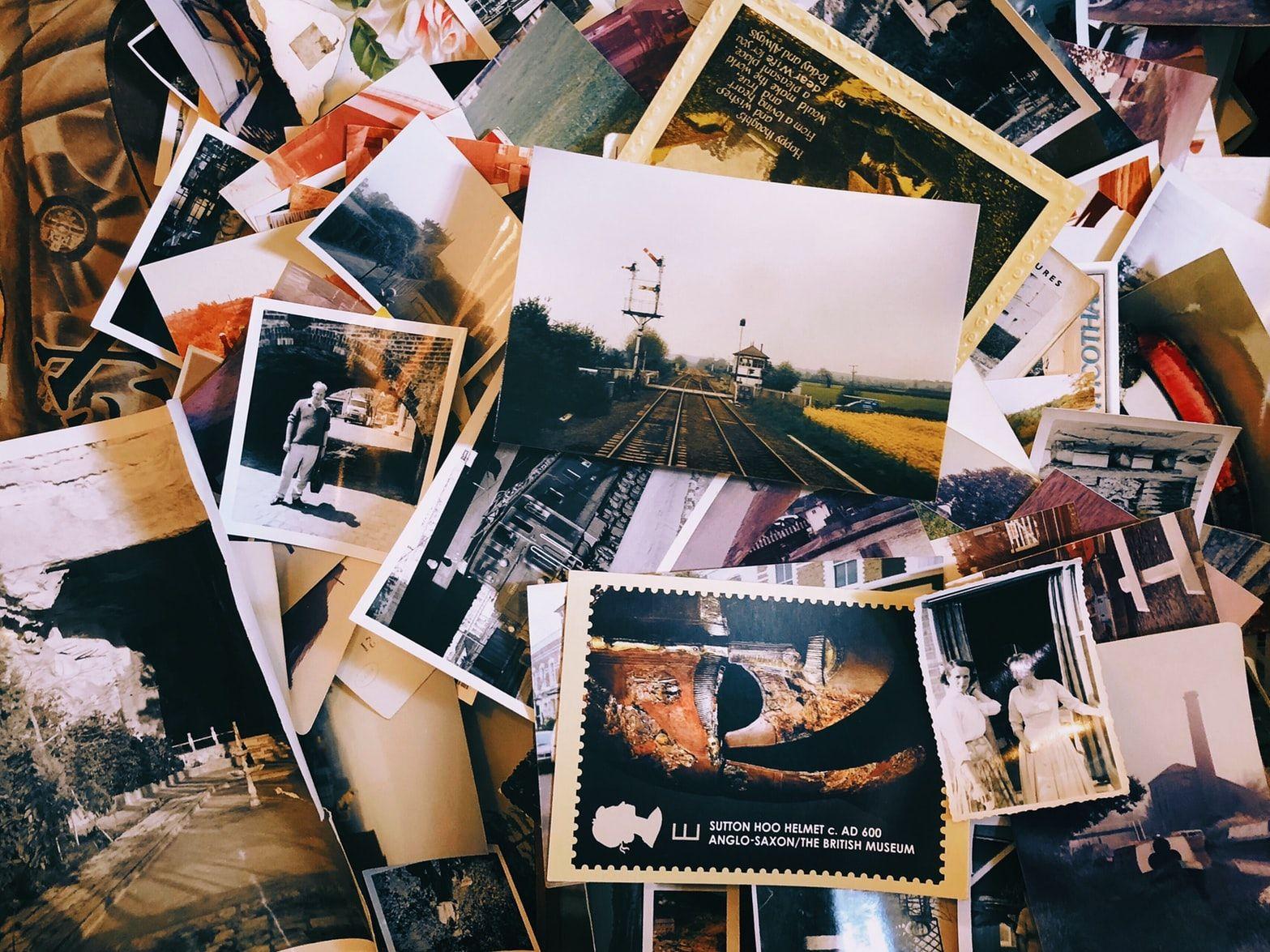 Памятные фотографии